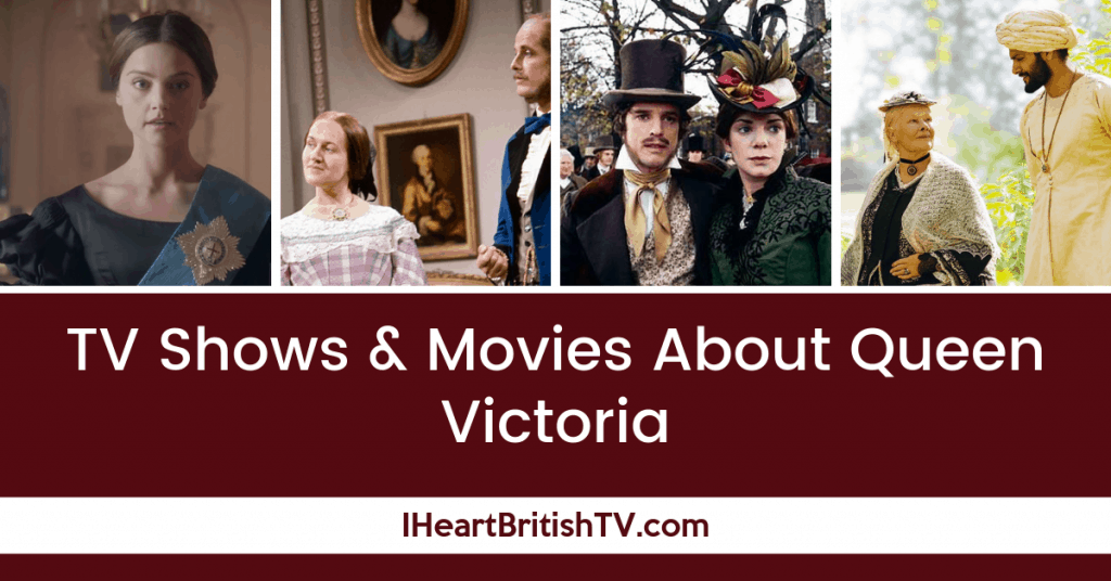 The 11 Best TV Shows & Movies About Queen Victoria 1