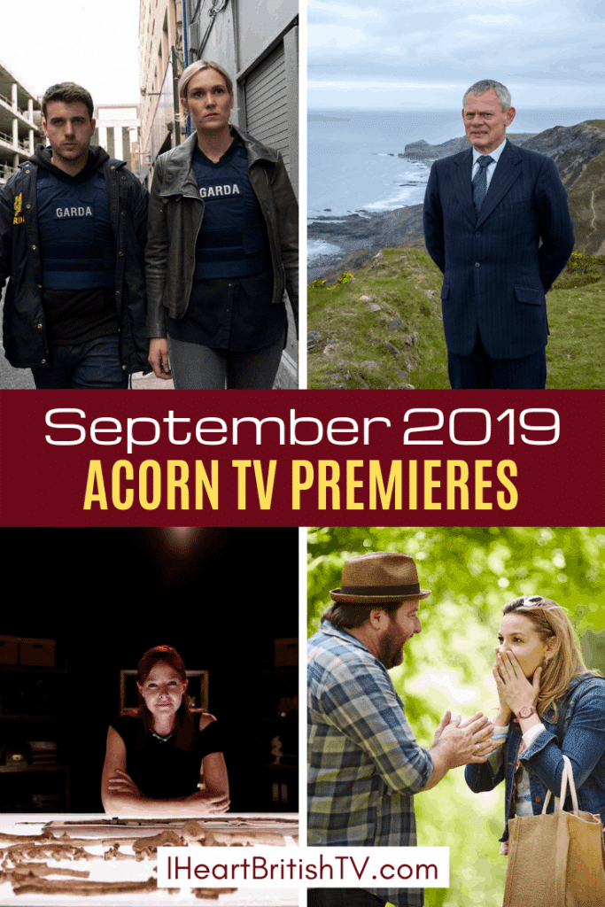 UPDATED: What's New on Acorn TV for September 2019? 12
