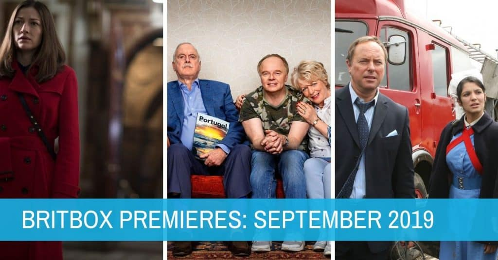 New British TV Shows on BritBox: September 2019 Premieres 1