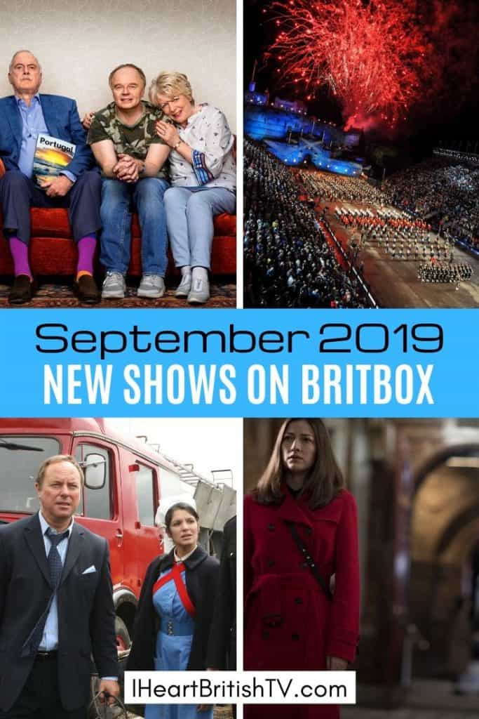 New British TV Shows on BritBox: September 2019 Premieres 11
