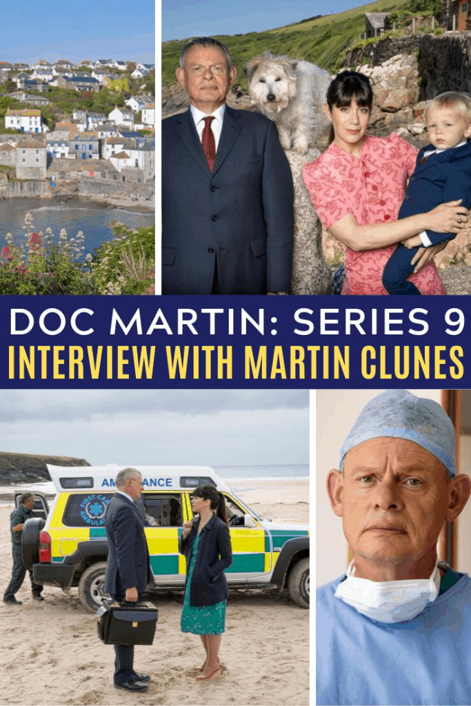 Interview With Martin Clunes of Doc Martin 9