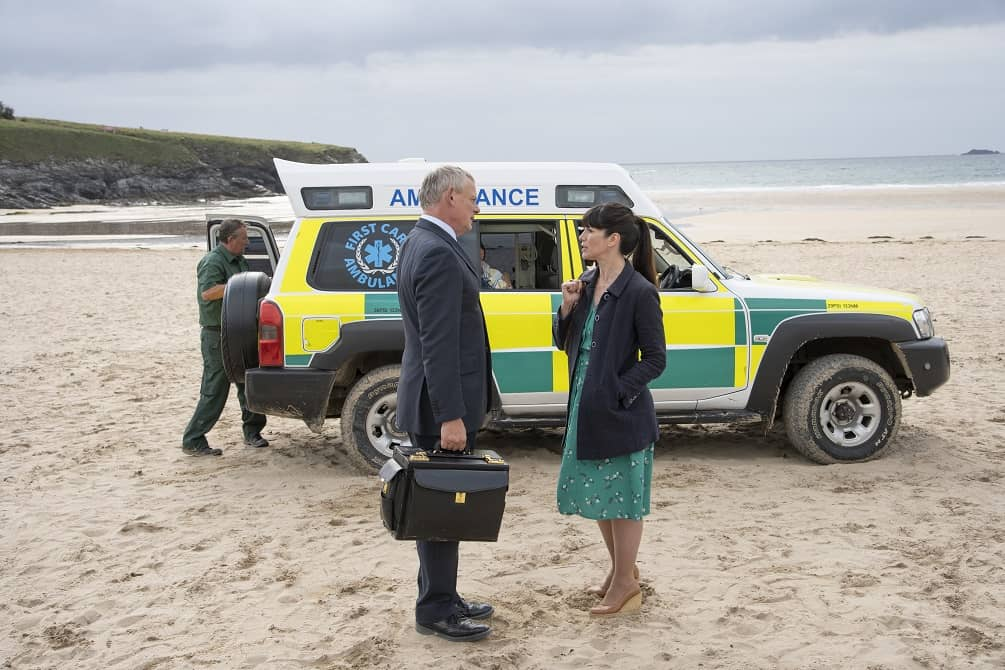 Interview With Martin Clunes of Doc Martin 7
