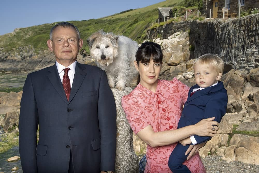 Interview With Martin Clunes of Doc Martin 2