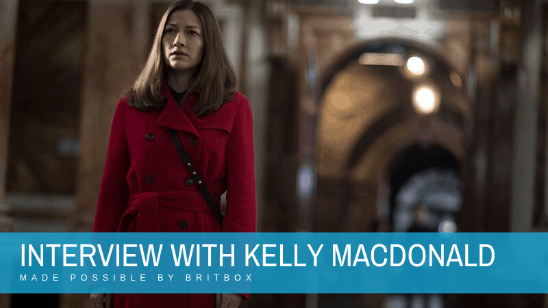 Interview with Kelly MacDonald of The Victim 1