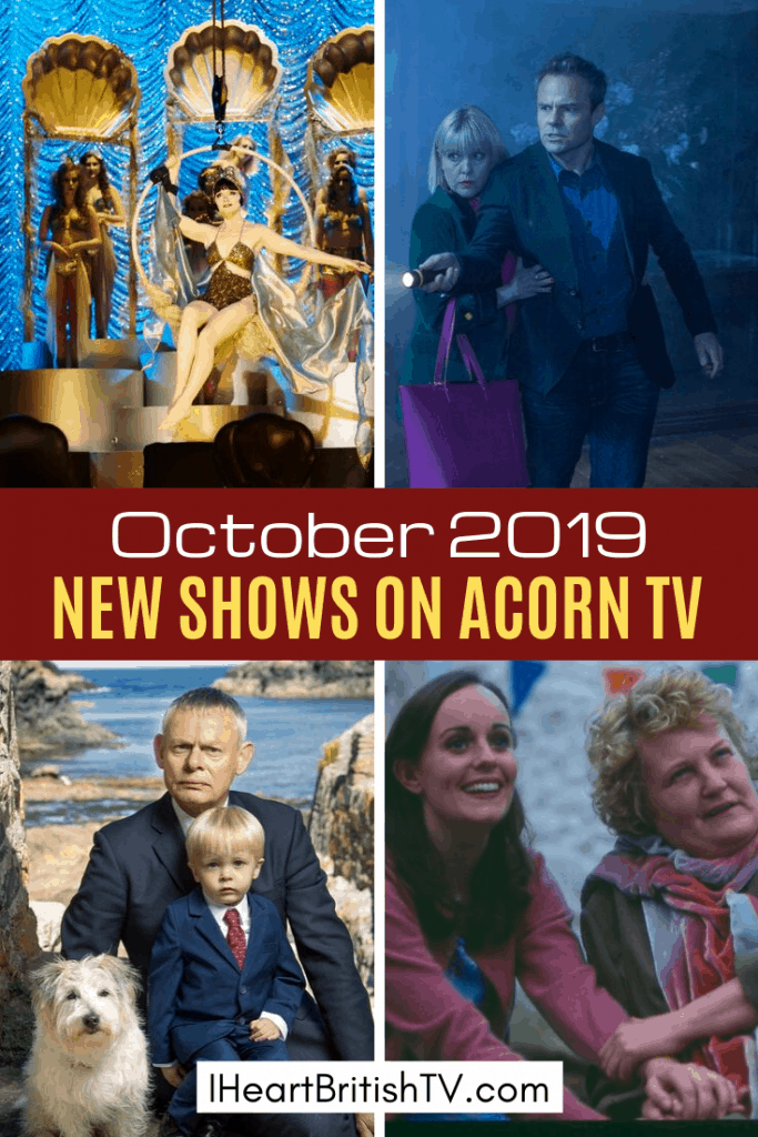 What's New on Acorn TV for October 2019? (UPDATED) 11