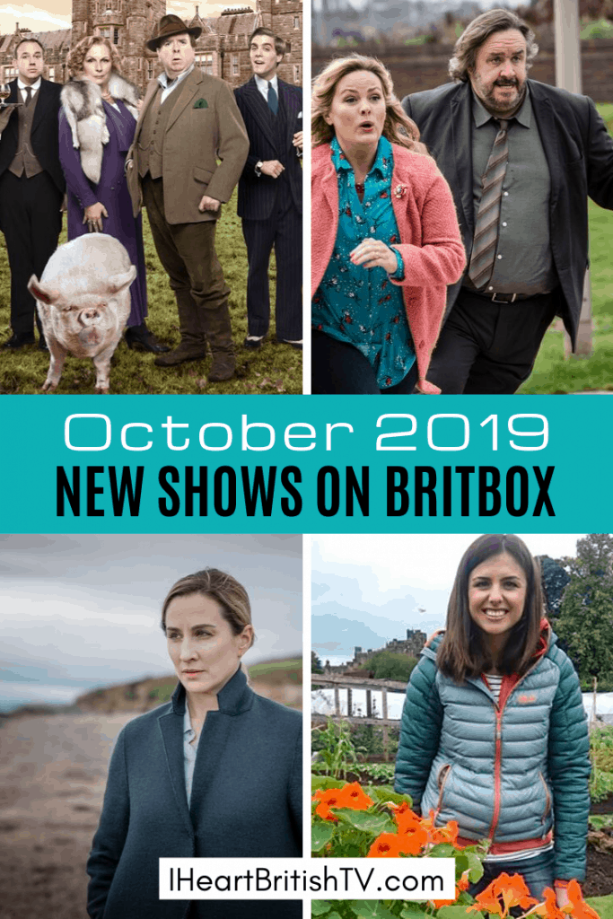 New British TV Shows on BritBox: October 2019 Premieres 9