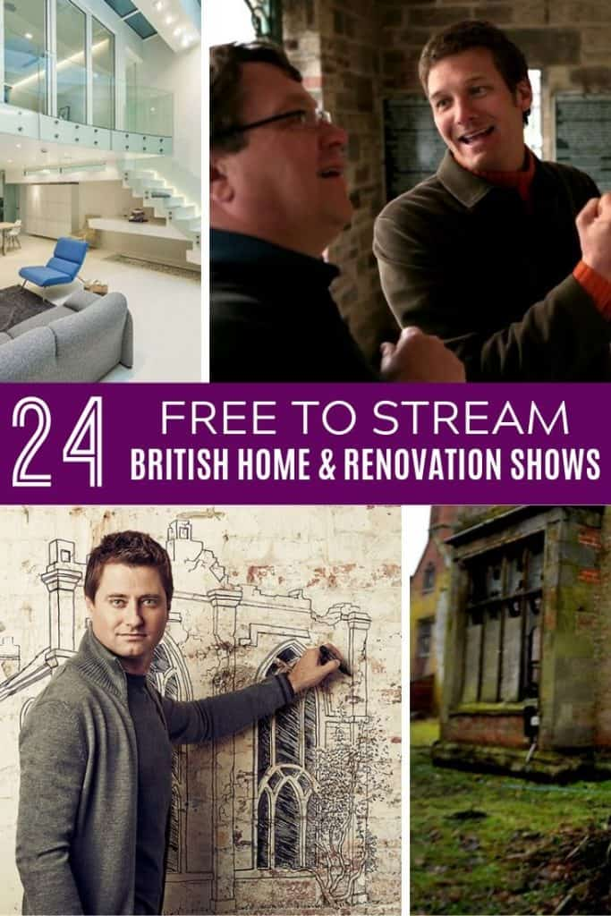 British Renovation & House Hunting Shows You Can Stream for Free on Tubi TV 9