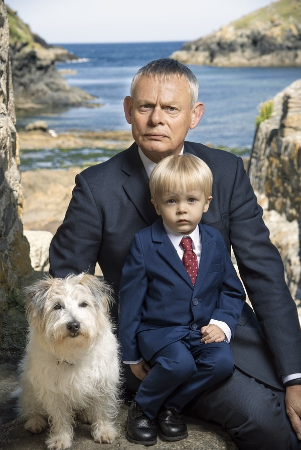 Interview With Martin Clunes of Doc Martin 3