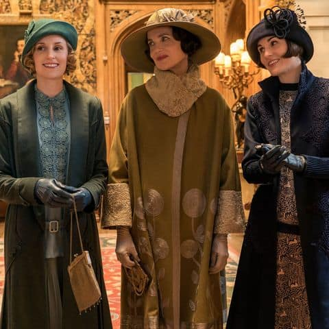 Downton Abbey Movie Afternoon Tea Events Around the US 6
