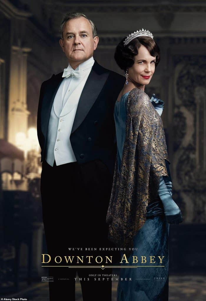 Downton Abbey Movie Afternoon Tea Events Around the US 4