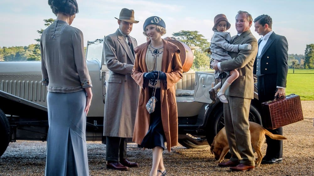 Downton Abbey Movie Afternoon Tea Events Around the US 1
