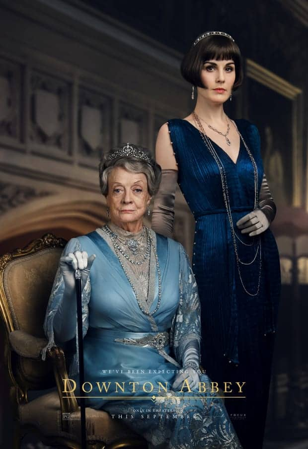 Downton Abbey Movie Afternoon Tea Events Around the US 3
