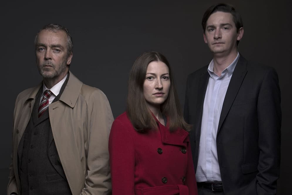 Interview with Kelly MacDonald of The Victim 2