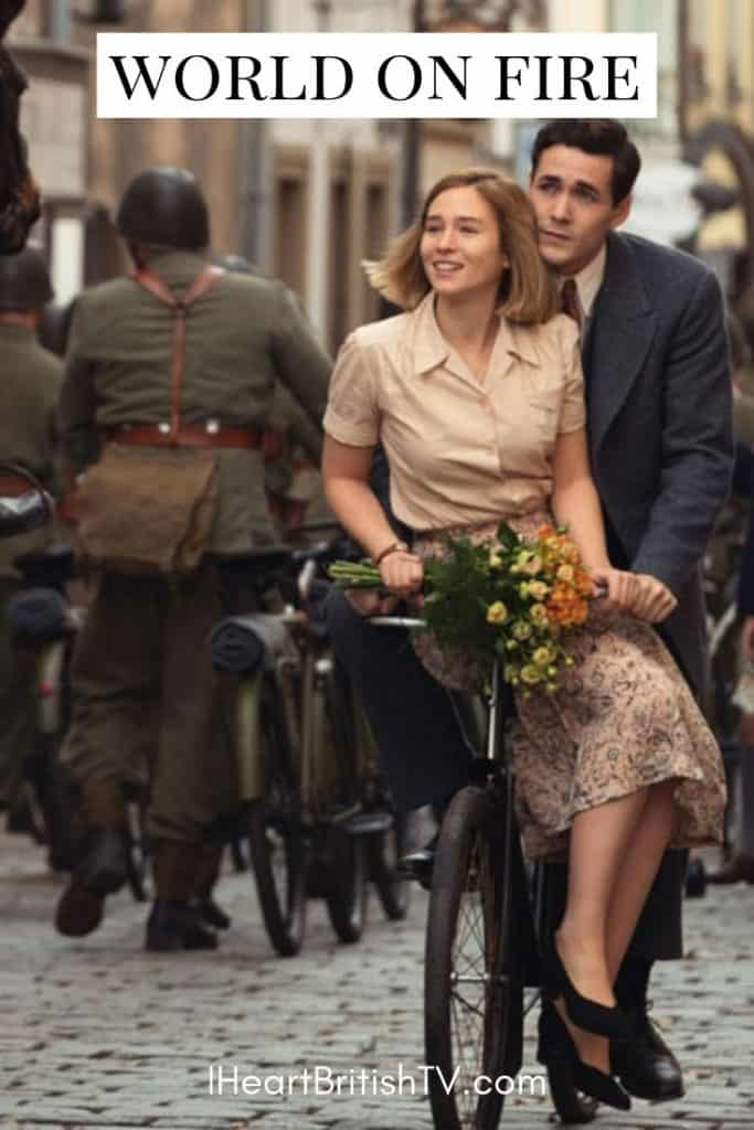 World on Fire: US Premiere Date & Trailer for the Upcoming BBC WWII Drama 8