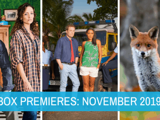 New shows on BritBox in November 2019