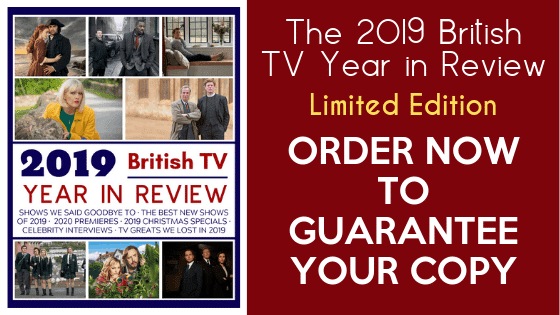 What is the 2019 British TV Year in Review Magazine? 6