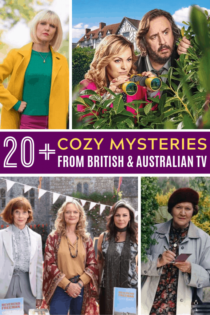 20+ Cozy British Mystery Shows for British TV Fans Who Like Their Mysteries Mild 12