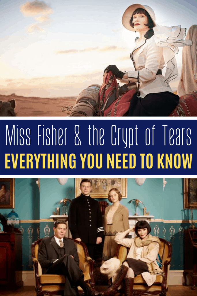 Where to Watch Miss Fisher & the Crypt of Tears + Check Out the Trailer 5