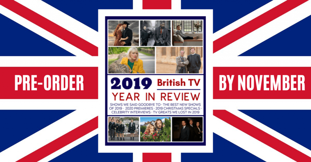 What is the 2019 British TV Year in Review Magazine? 4