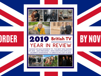 What is the 2019 British TV Year in Review Magazine? 11