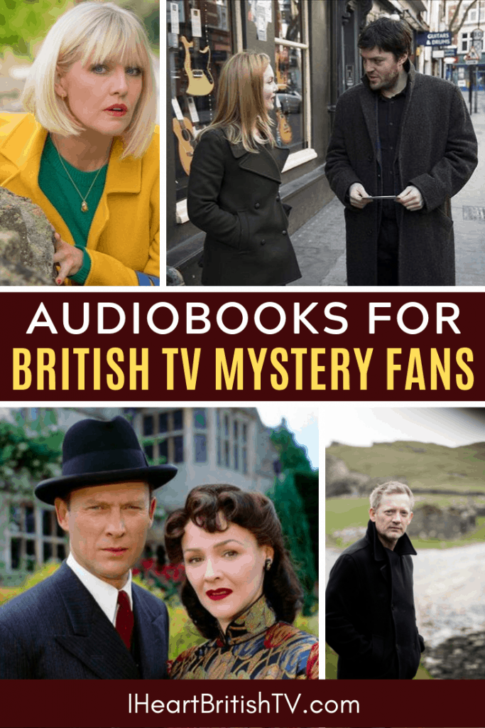 The Best Audiobooks for British TV Mystery Fans 9
