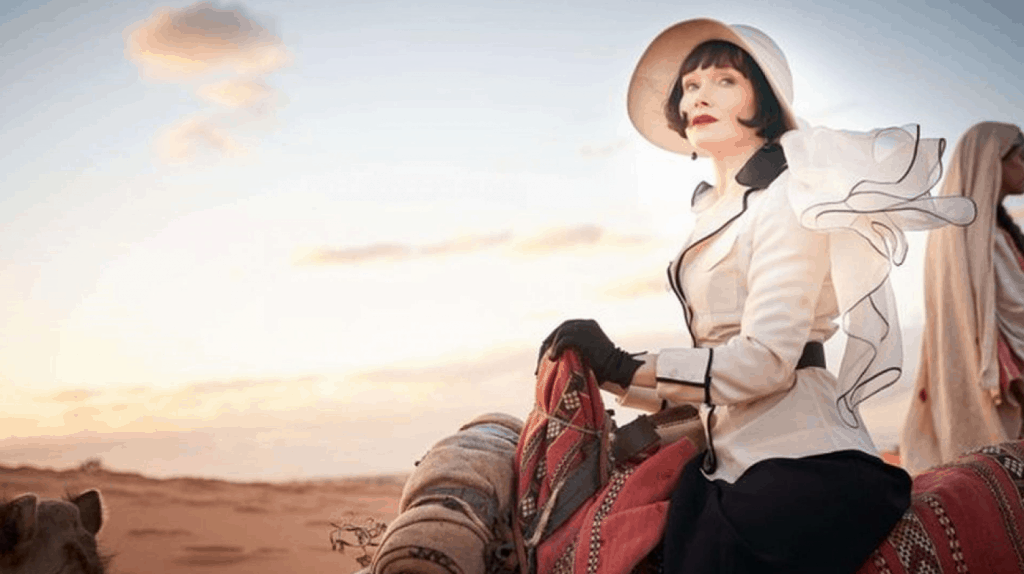 Where to Watch Miss Fisher & the Crypt of Tears + Check Out the Trailer 1