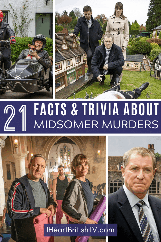 Midsomer Murders Trivia: 21 Things You Might Not Know 8