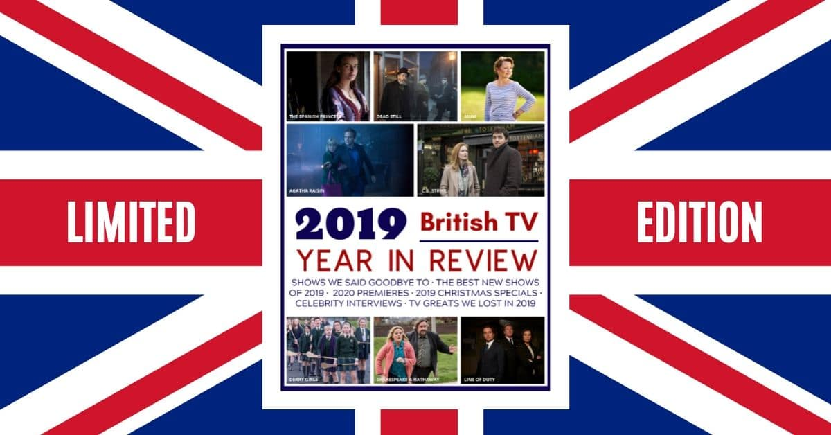 Now in Stock: 2019 British TV Year in Review Magazine 4