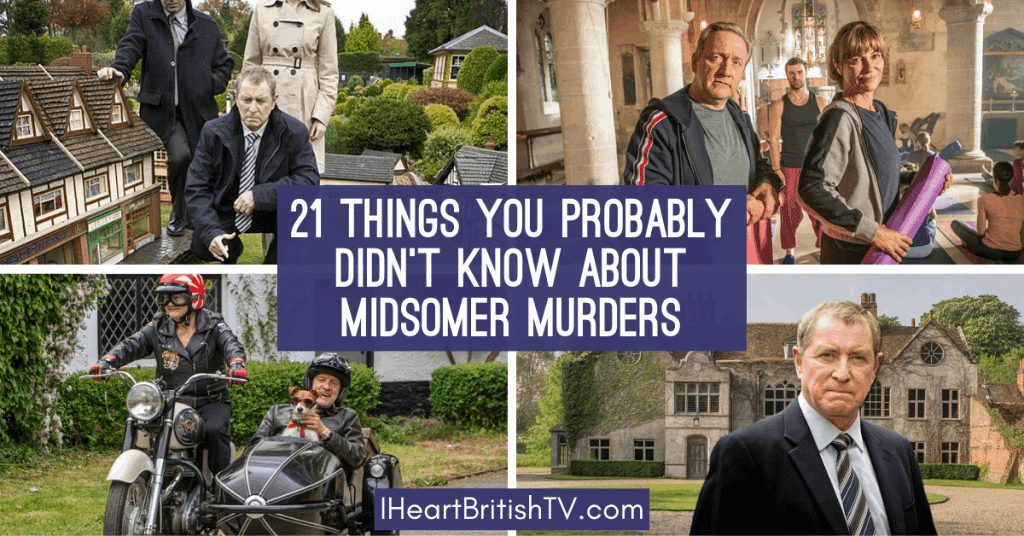 Midsomer Murders Trivia: 21 Things You Might Not Know 1