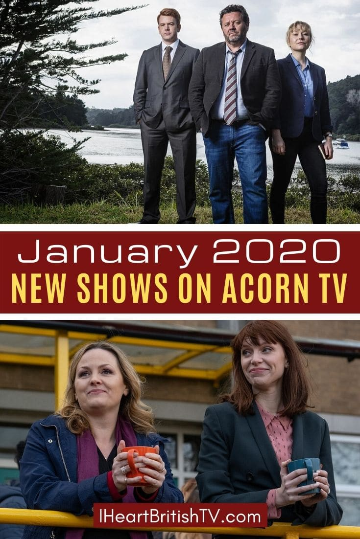 January British TV Premieres: What's New on Acorn TV for January 2020? 10