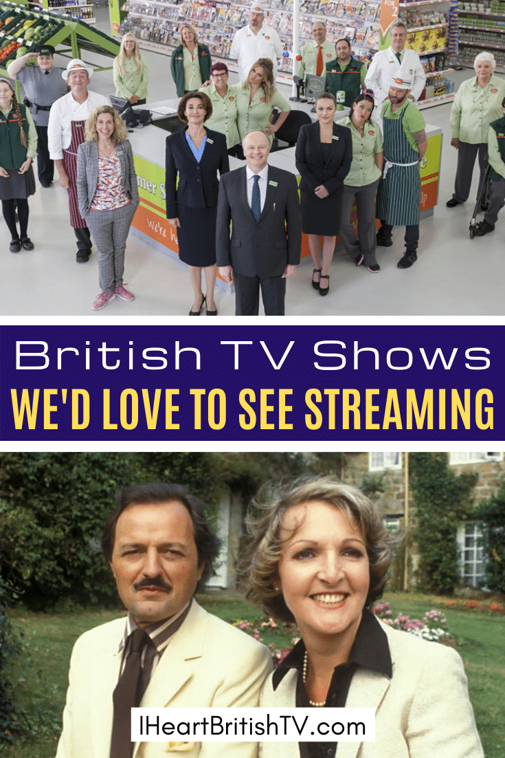 9 British TV Shows We'd Love to See on Streaming Services 10