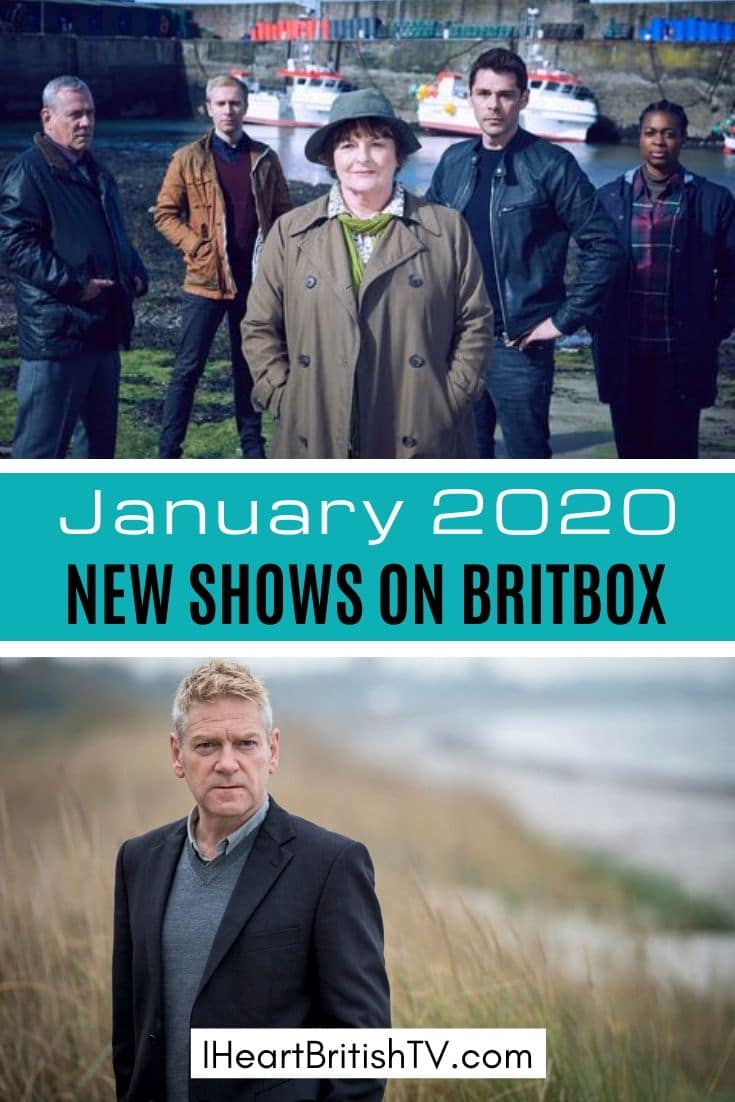 BritBox Premieres: What's New on BritBox in January 2020? 9