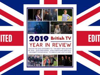 Now in Stock: 2019 British TV Year in Review Magazine 5