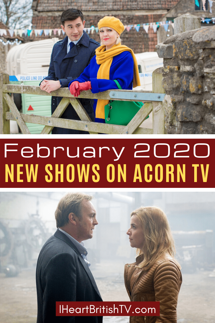 February British TV Premieres: What's New on Acorn TV for February 2020? 13