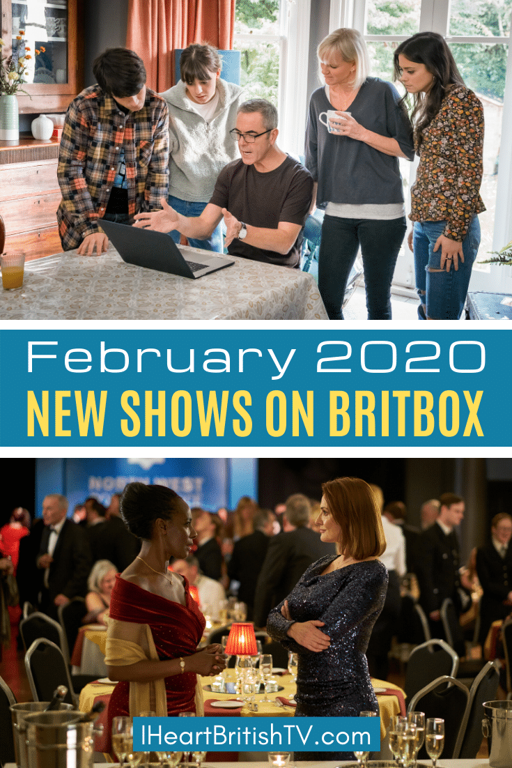 BritBox February 2020 New Shows