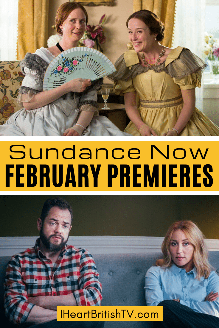Sundance Now: New Shows in February 2020