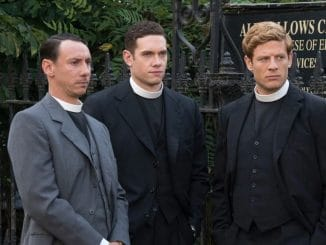 Why Did James Norton Leave Grantchester? 3