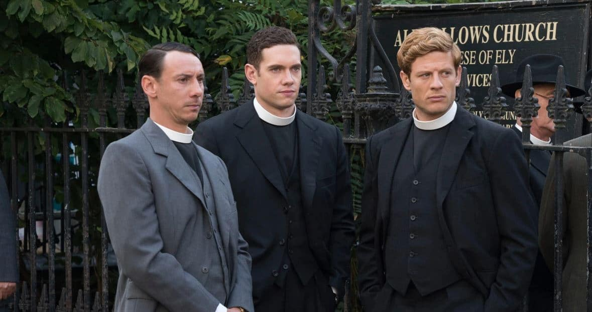 Why Did James Norton Leave Grantchester? 1