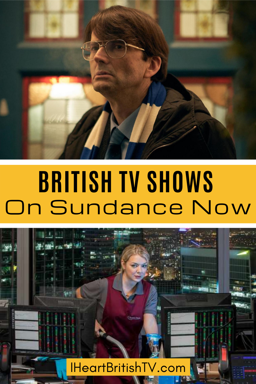 British TV Shows on Sundance Now by the Sundance Channel 22