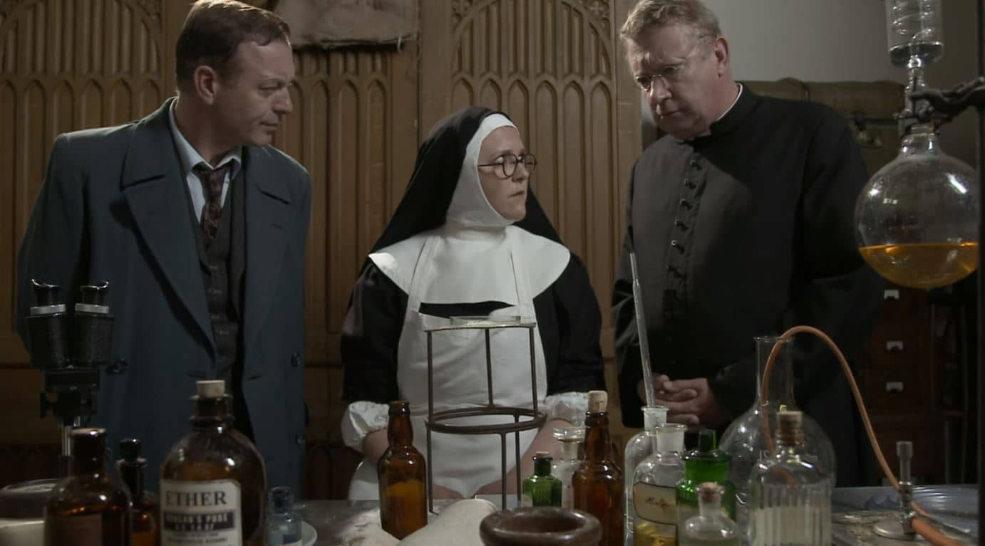 The Sister Boniface Mysteries: A Father Brown Spinoff 1