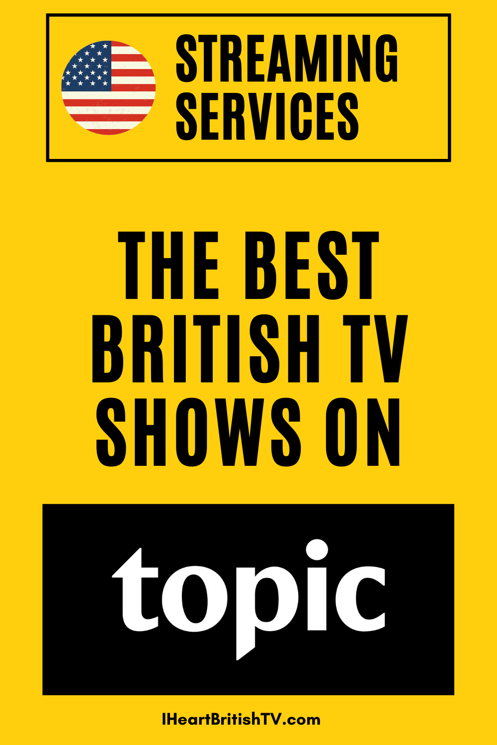 British TV Shows & Movies on Topic: A New Streaming Service for Fans of International TV 15