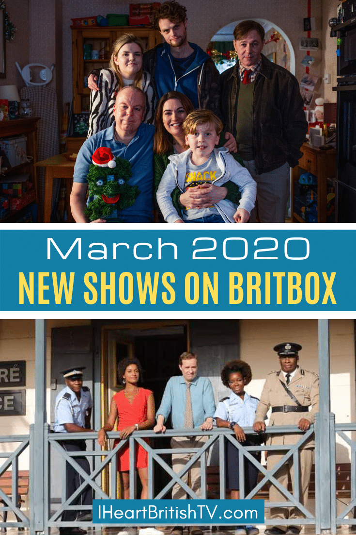 BritBox Premieres: What's New on BritBox in March 2020? 8