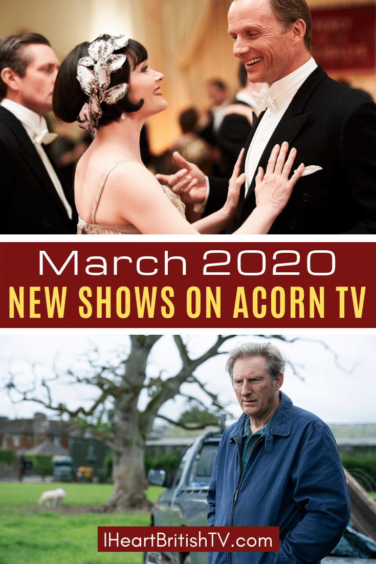 March British TV Premieres: What's New on Acorn TV for March 2020? 11