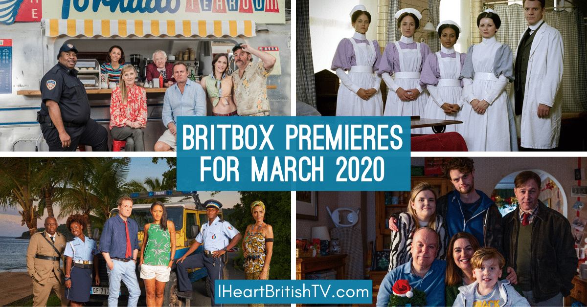 BritBox Premieres: What's New on BritBox in March 2020? 1