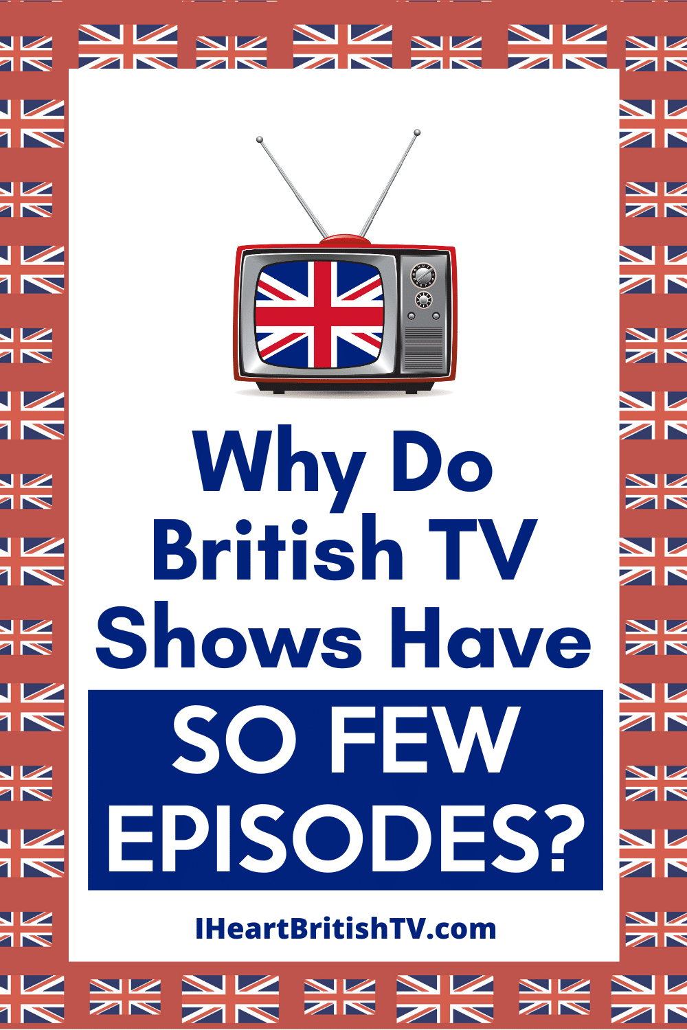 Why Do British Shows Have So Few Episodes? 6
