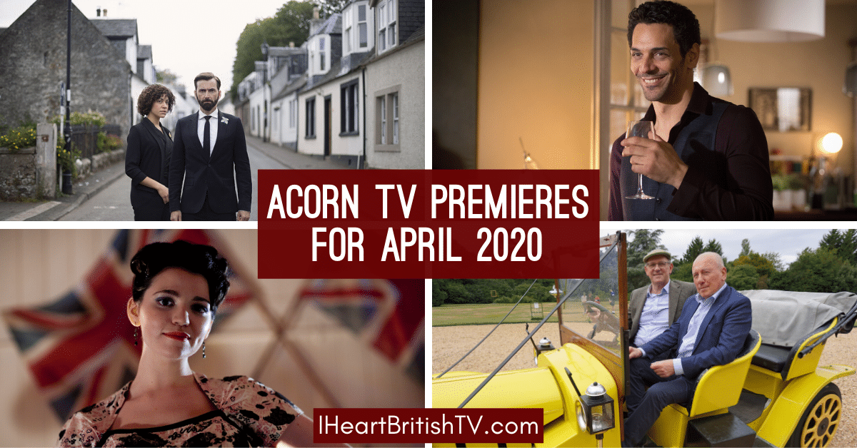 new shows on acorn tv in april 2020 preview image