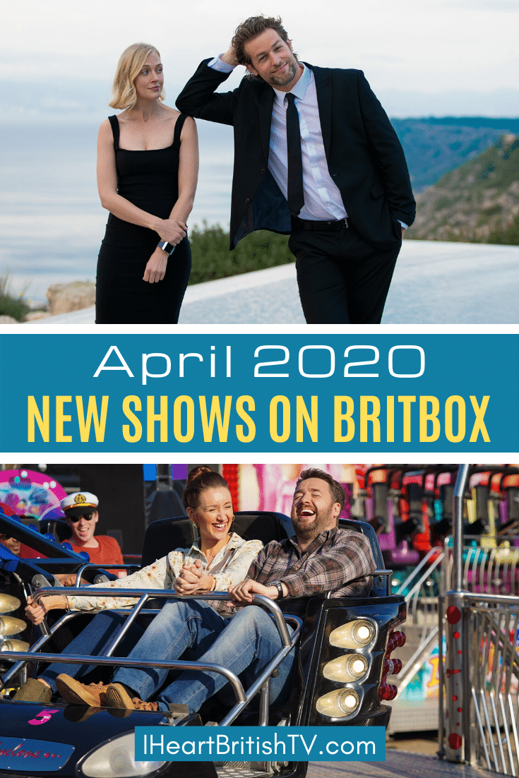BritBox Premieres: What's New on BritBox in April 2020? 8