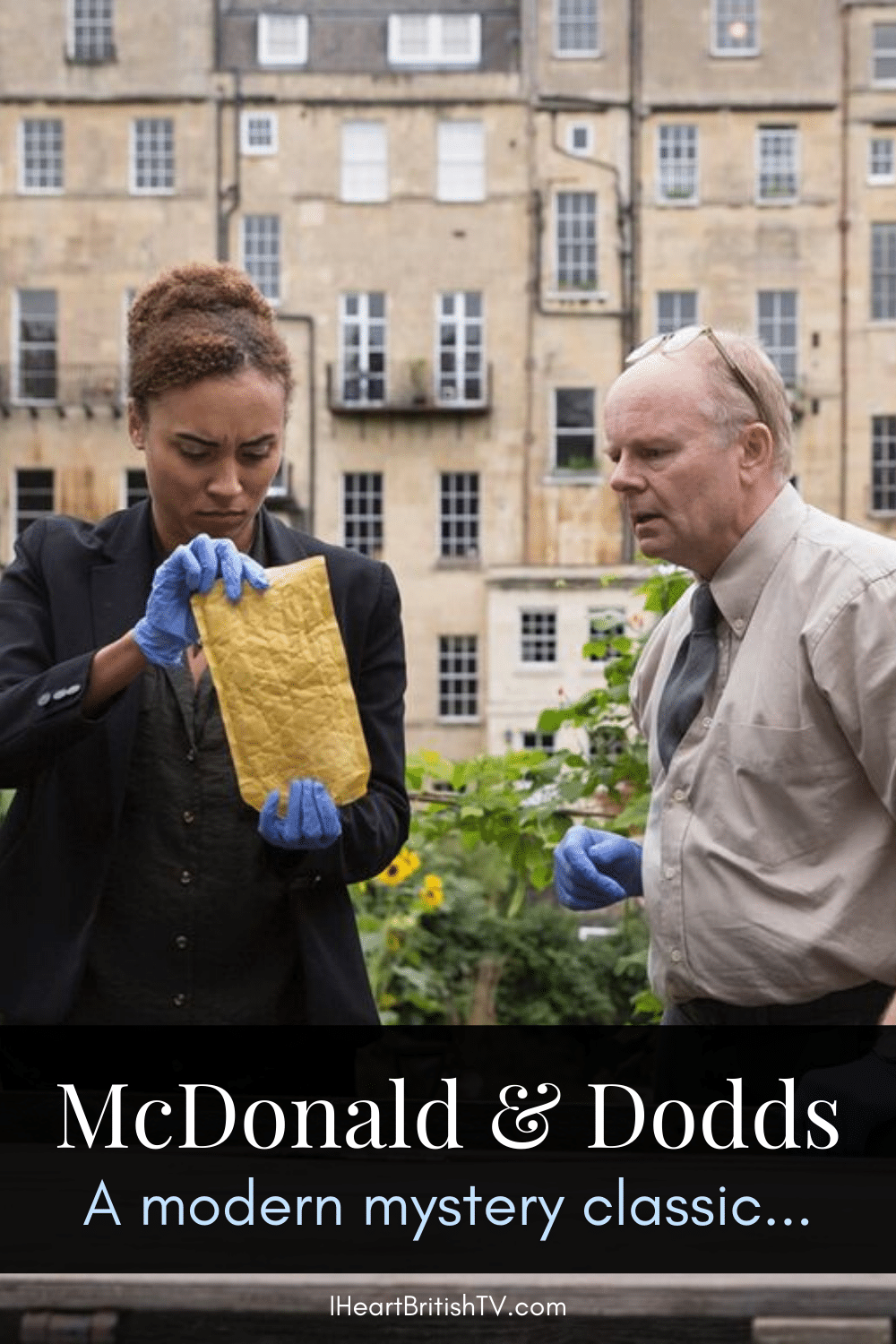 McDonald & Dodds Review: A Delightful & Scenic New British Mystery 7