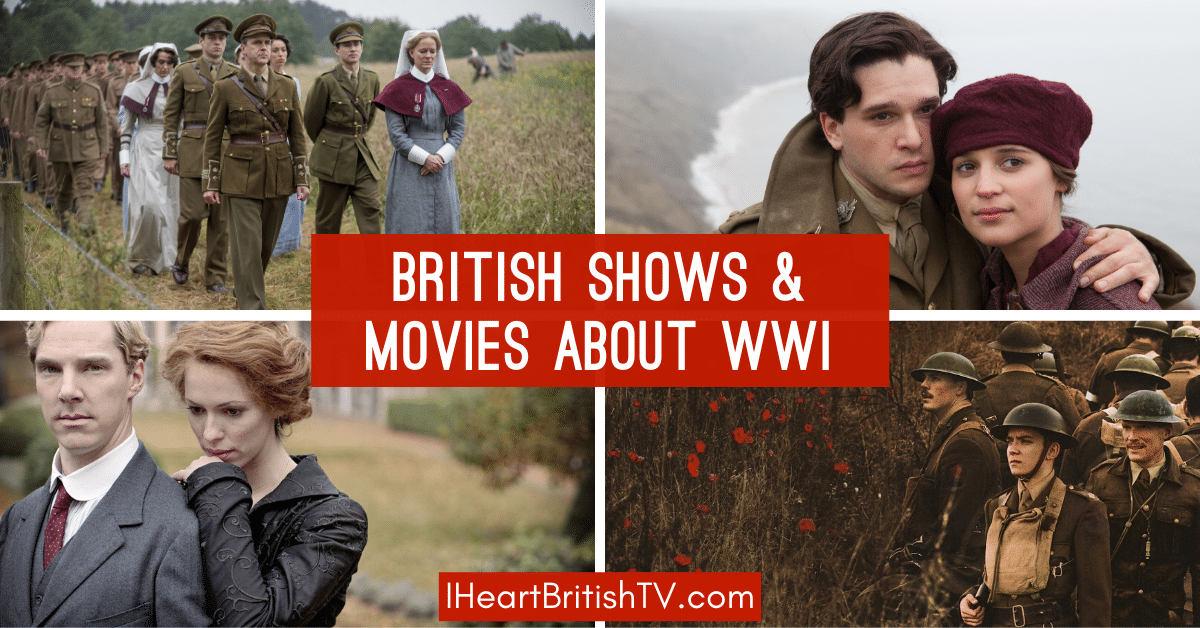 WWI Movies and Shows + Where To Watch Them 1