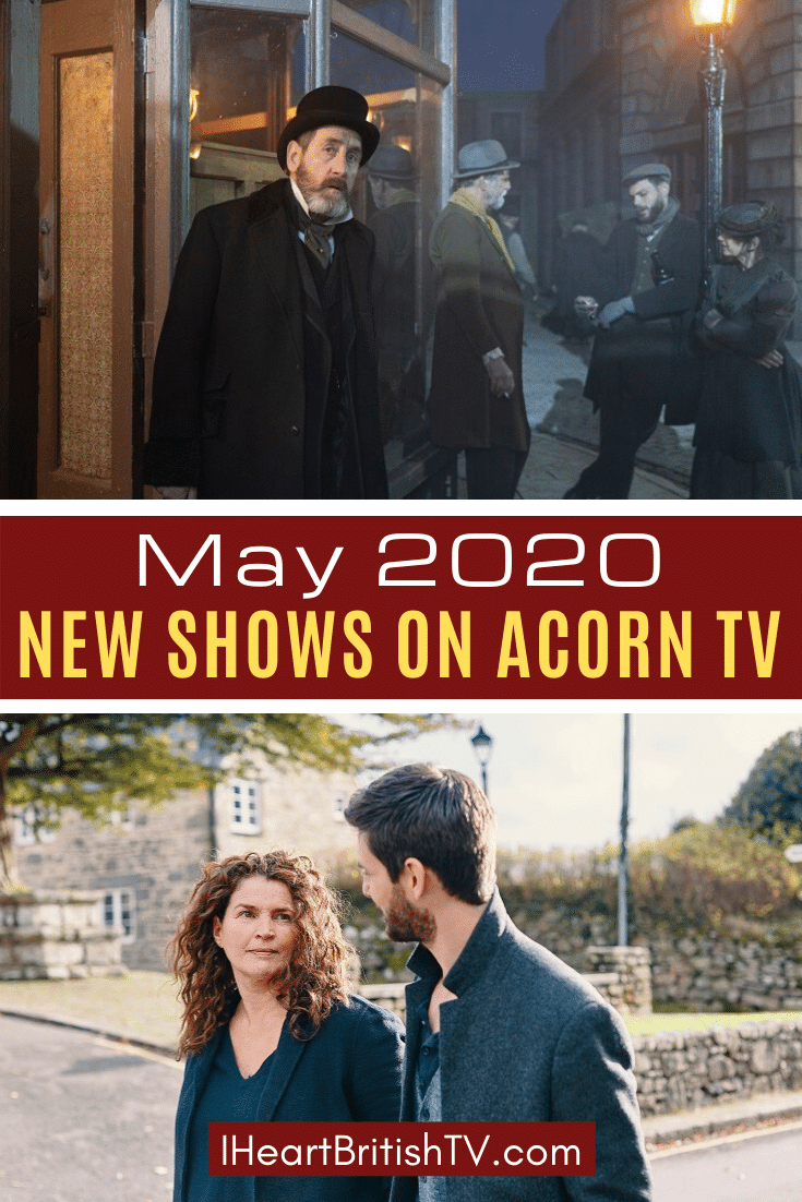 May British TV Premieres: What's New on Acorn TV for May 2020? 11